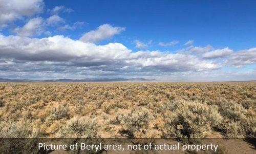 Beryl Utah Map.5 Acres In Beryl Utah With Water Rights Close To Cedar City U S